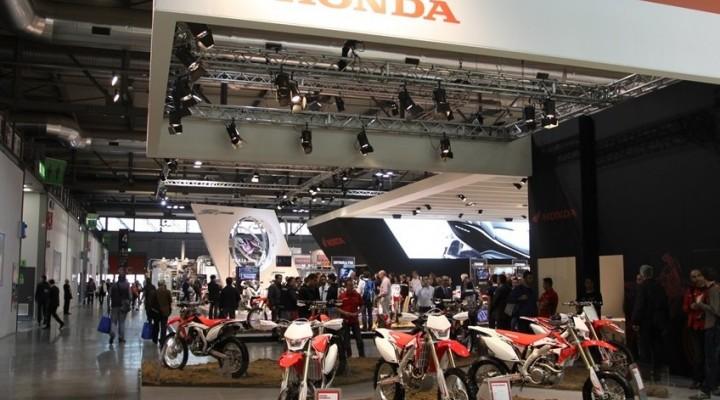 Honda targi EICMA 2013 z