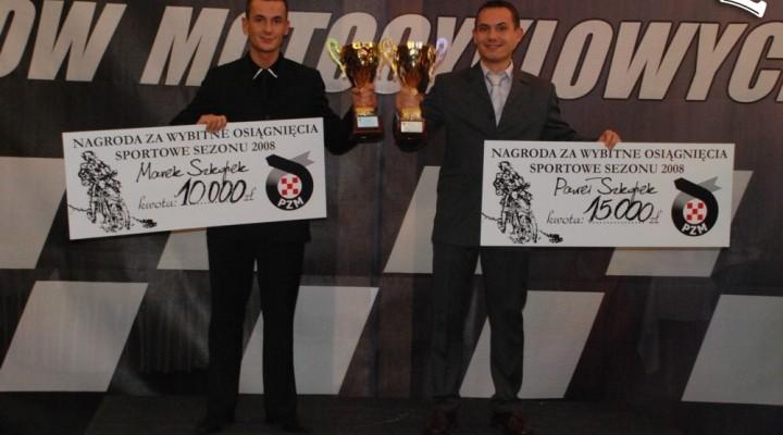 Pawel Szkopek Marek Szkopek zwyciezcy Puchar Europy