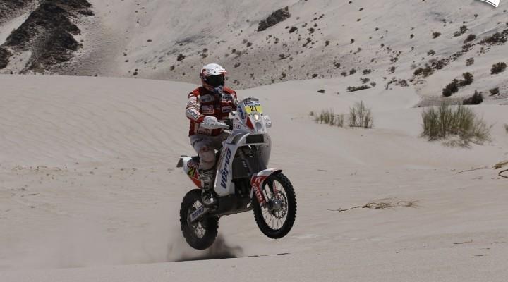 Jacek Czachor KTM 450 Dakar 2011