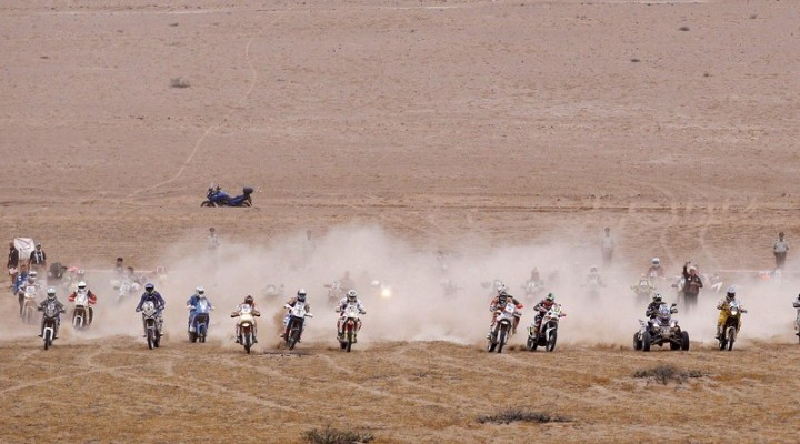motocykle i quady rajd dakar