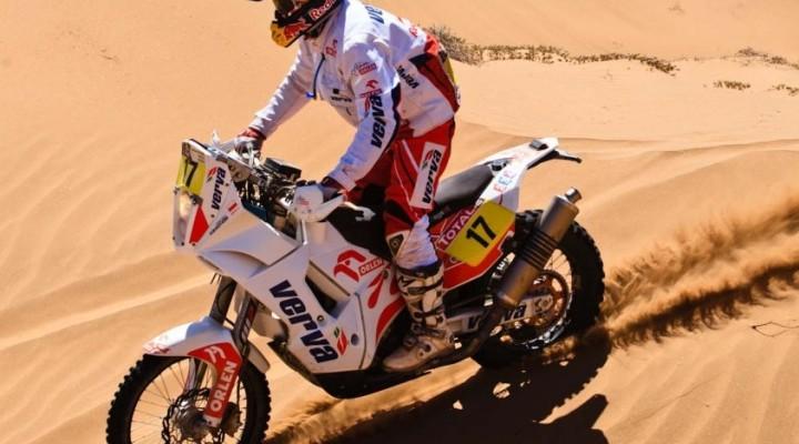 Orlen team Dakar z