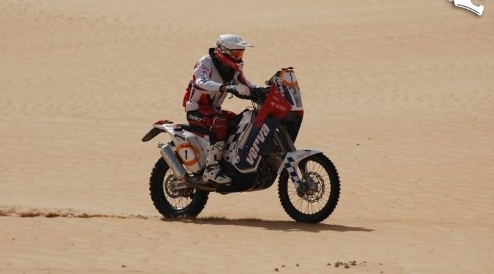 przygonski II etap Abu Dhabi