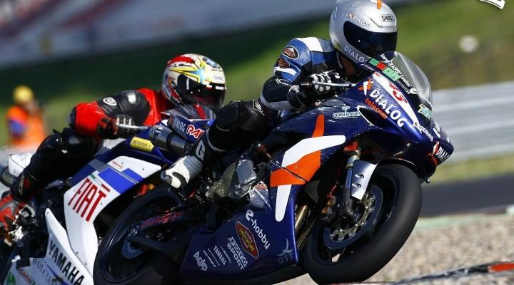 rywalizacja IV Runda Motocyklowych Mistrzostw Polski w Moscie 03