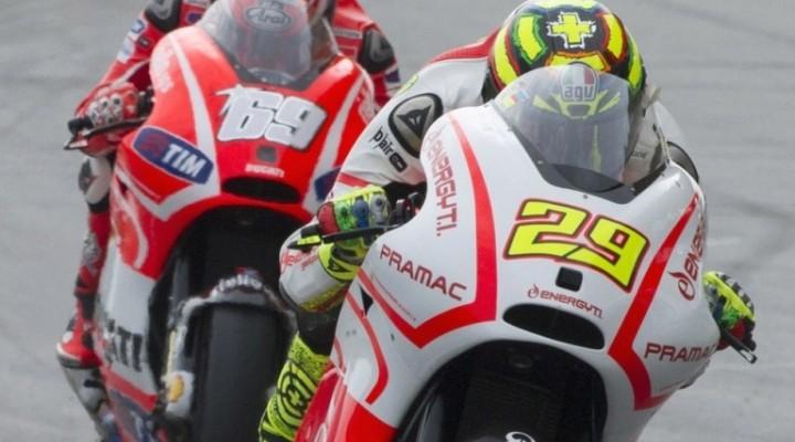 Desmosedici GP Testy Sepang 2013 z