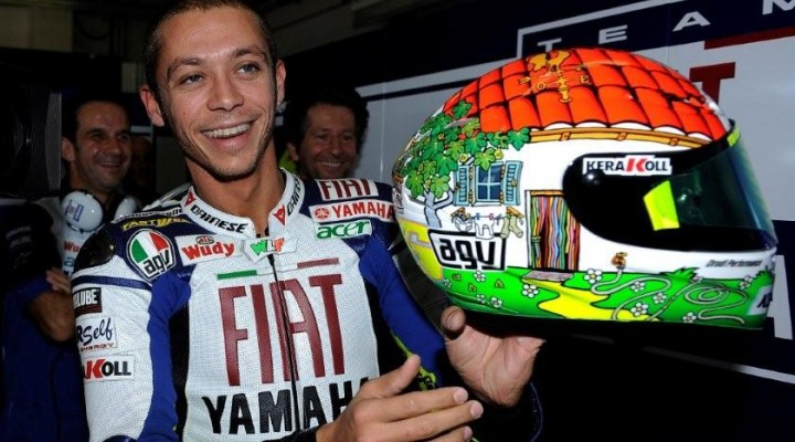 Rossi kask