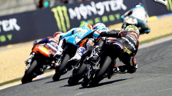 GP 125 Le Mans Francja