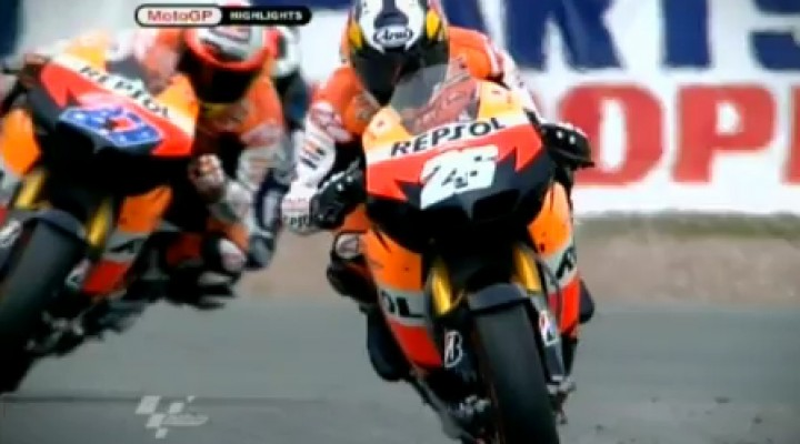 GP Niemiec 2011 MotoGP