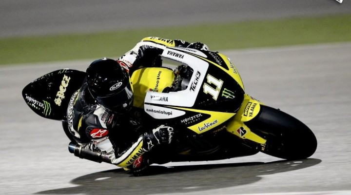 Ben Spies Losail testy