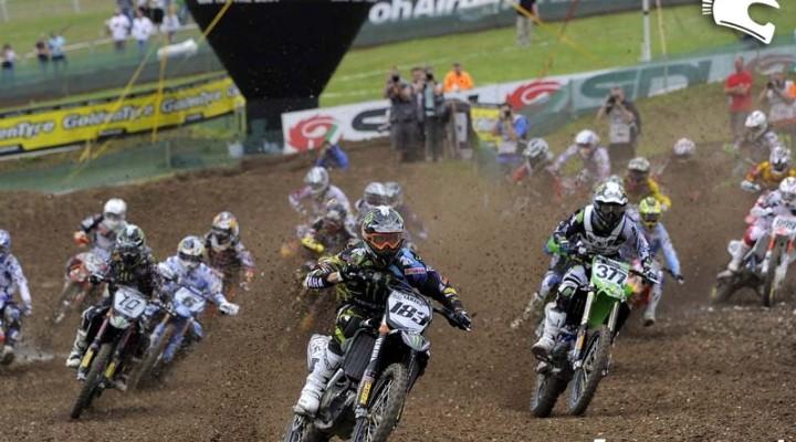 MX1 start Mistrzostwa Swiata Wielka Brytania