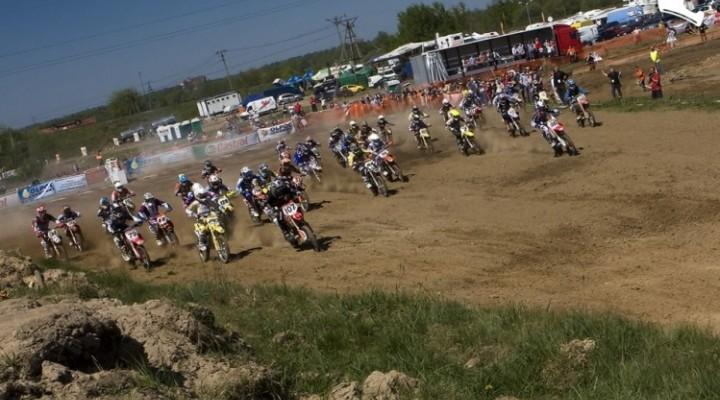 start mistrzostwa europy motocross olsztyn 2009 b mg 0117