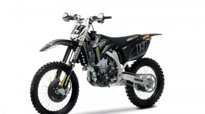 big Yamaha YZ450F Replica 01