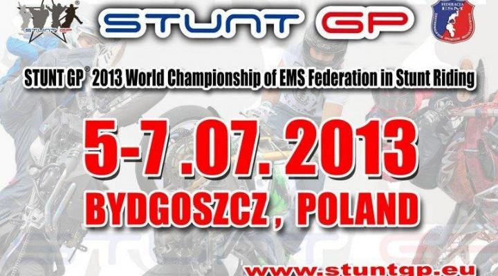 StuntGP 2013 plakat