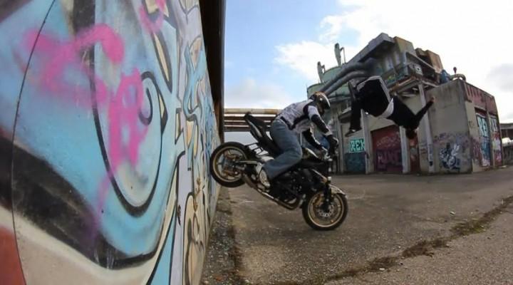 razerback stunt akrobacje