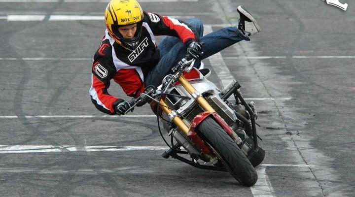 Rafal Pasierbek zwyciezca StuntGP 2010