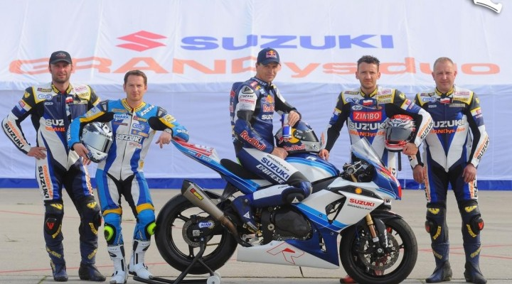 Suzuki GRANDys Duo 2010
