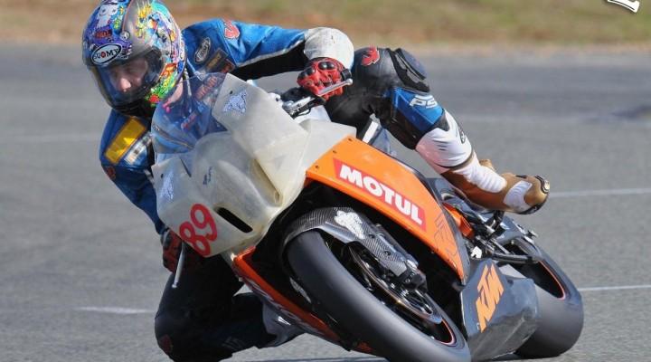 Badziak Adam w Le Mans