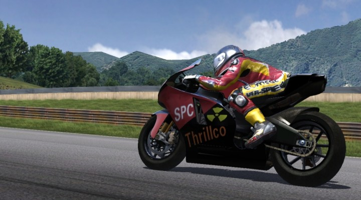 gorski tor MotoGP