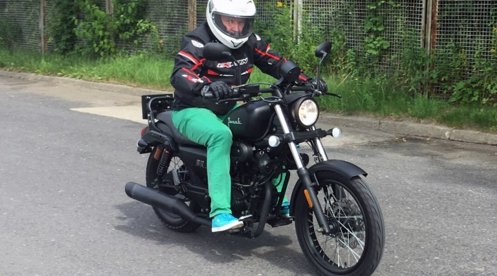 motocykl junak 125 z