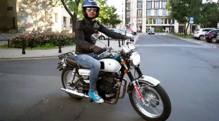 klasyk romet motocykl 400 z