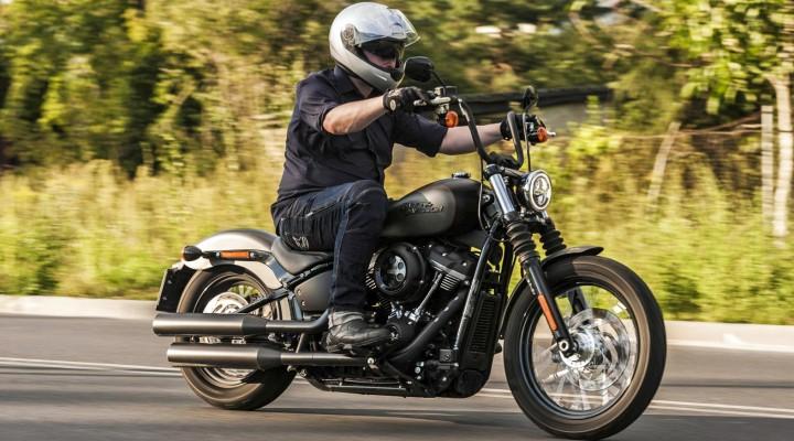 Harley Davidson Street Bob 2018 test z