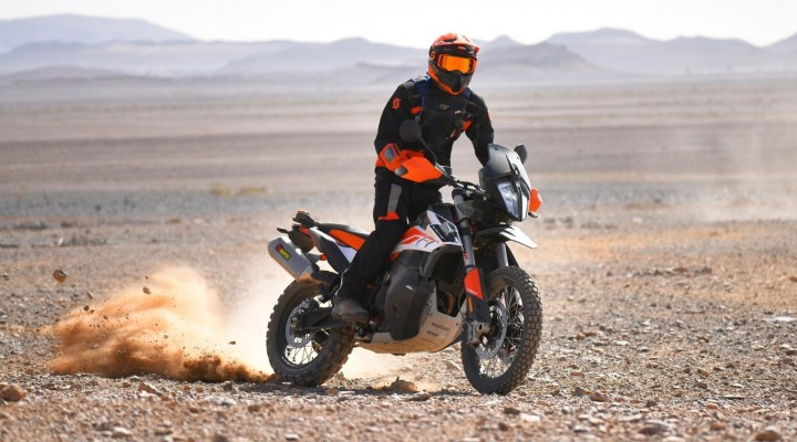 KTM 790 Adventure off road z
