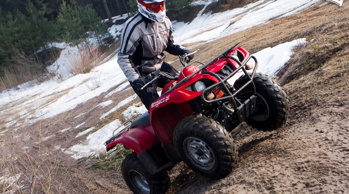 Yamaha Grizzly YFM 350