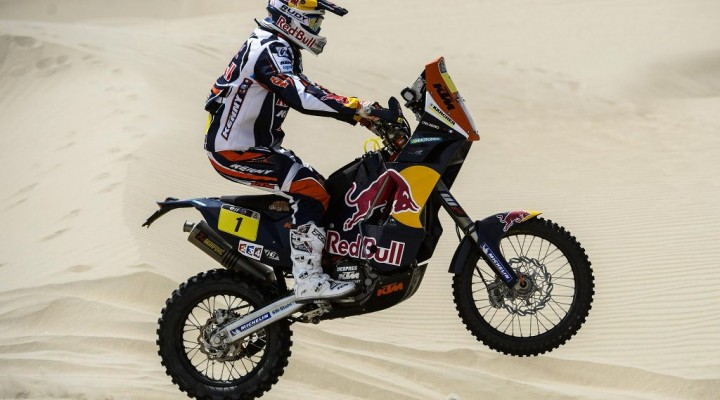 cyril despres ktm dakar rally 2013 z