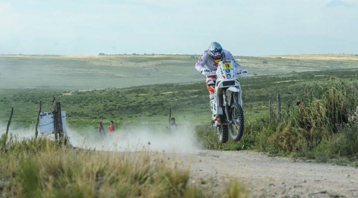 Przygonski XI etap Dakar 2013 z