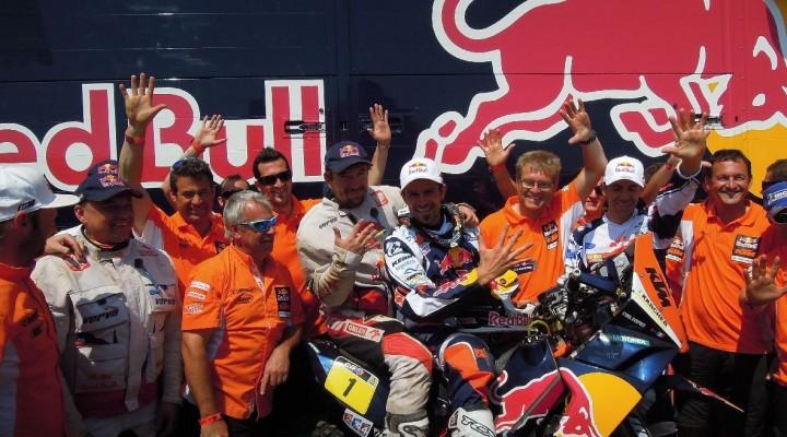 ORLEN Team Dakar 2013  z