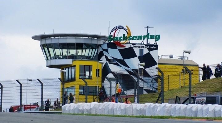 Tor Sachsenring z