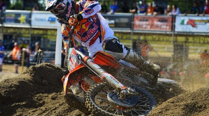 Jeffrey Herlings GP Finlandii z