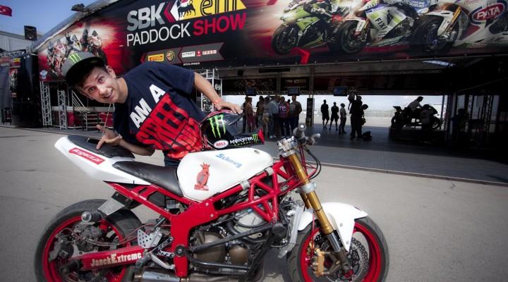 Stunter13 World Superbike Stambul z