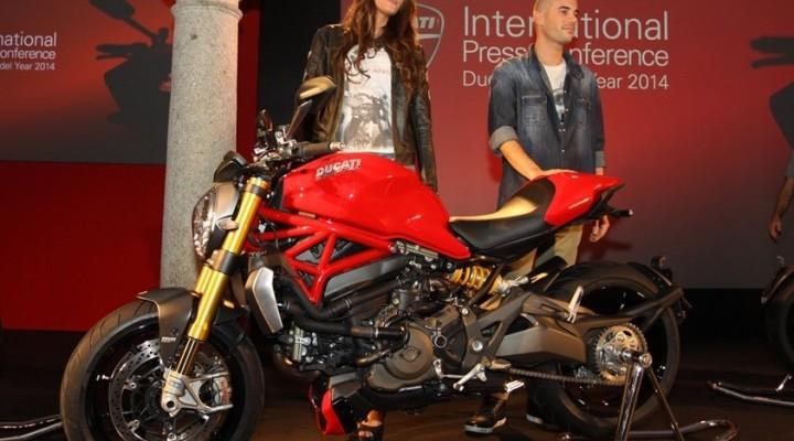 Nowy Ducati Monster 1200 2014 z