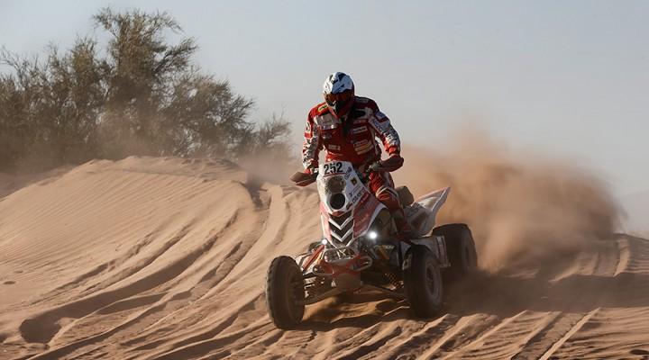 Rafal Sonik Dakar Etap 6 z