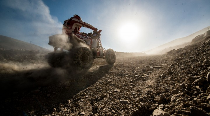 Etap 9 Dakar 2014 Sonik z