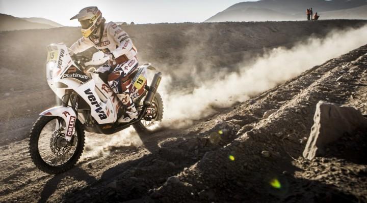 Kuba Przygonski Orlen Team Dakar z