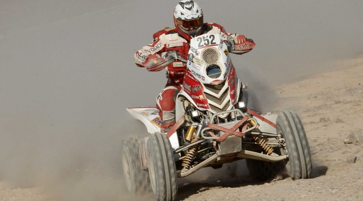 Dakar 2014 etap 11 Sonik z