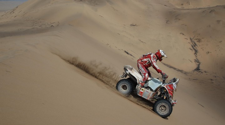 Quad Dakar z