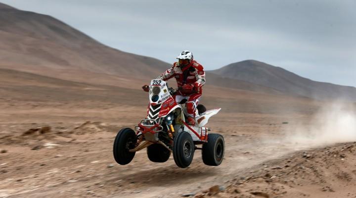 Dakar 2014 etap 12 Sonik z