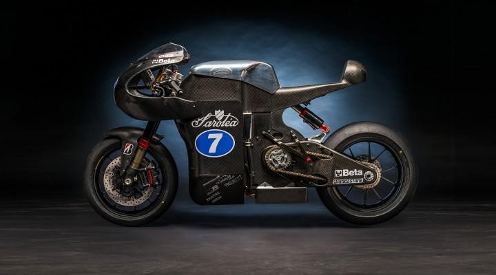 motocykl Sarolea z
