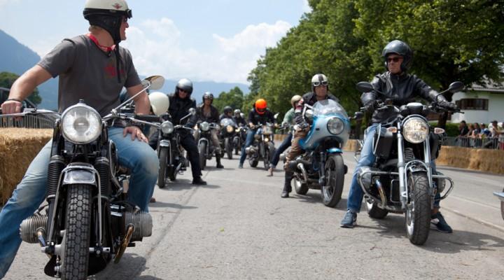 BMW Motorrad Days 2014 jazdy z