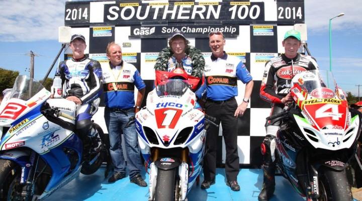 podium Southern 100 z
