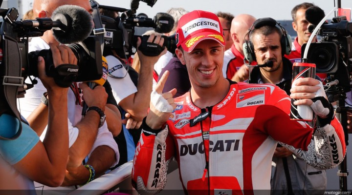 pole postion dla ducati 2014 z