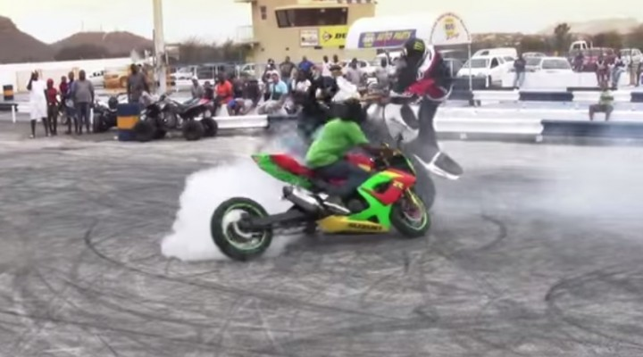 Stunter13 Burnout z