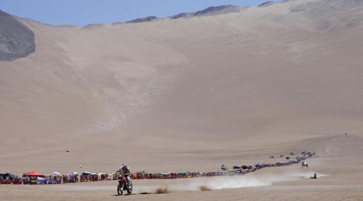Etap 9 Dakar 2014 barreda  z