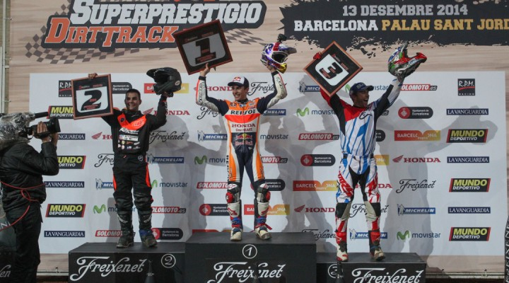 Superprestigio podium  z