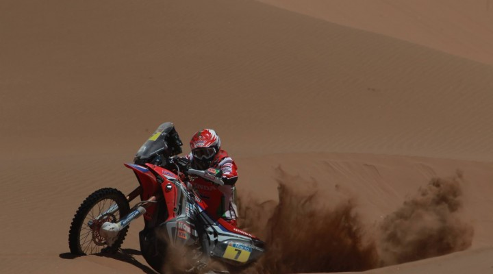Paolo Goncalves Dakar 2015 Day 8 z