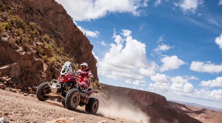 Rafal Sonik XI etap Rajd Dakar 2015 z