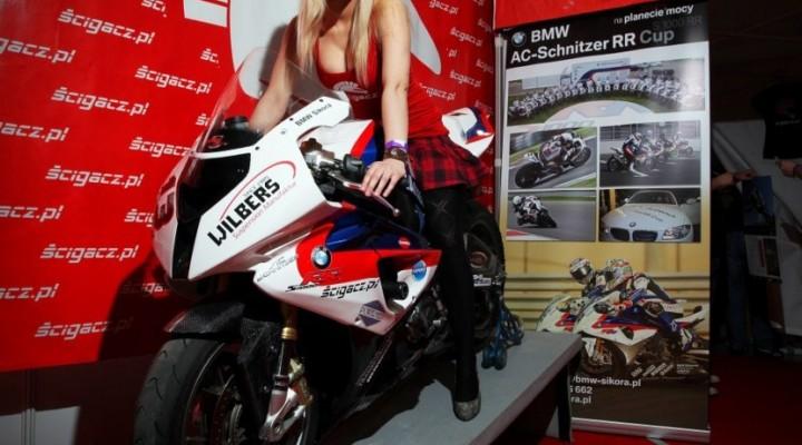 s1000rr Targi Motocyklowe w Warszawie III Ogolnopolska Wystawa Motocykli i Skuterow 2011 z