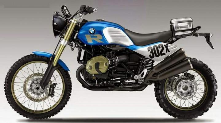 BMW Desert Sled 2 z